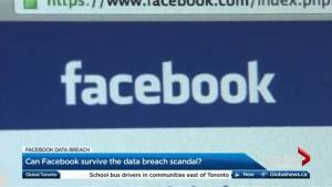 Can Facebook recover from the data breach scandal? (03:17)