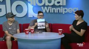 Illusionist surprises Global News Morning
