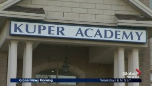 Police investigating possible threat at Kuper Academy