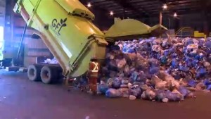 Almost 19% of materials sent to Halifax Recycling Plant get thrown out