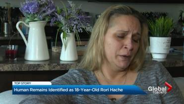 Rori Hache's mother believes daughter was 'hunted,' 'preyed