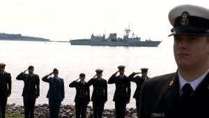 Halifax marks the 74th anniversary of the Battle of the Atlantic