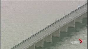 Champlain Ice Bridge open to cyclists