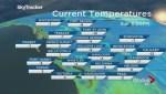 BC Evening Weather Forecast: Nov 5
