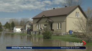Rigaud moves up preparations for potential spring floods