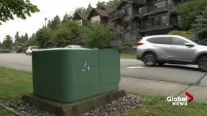 BC Hydro transformers vandalized on North Shore