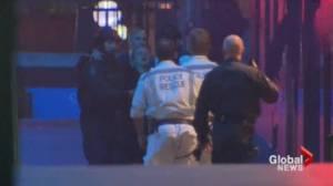 A violent end to a hostage-taking incident in Sydney, Australia