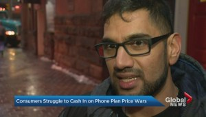 Canadian cellphone data deal: Rush to sign up crashes phone lines