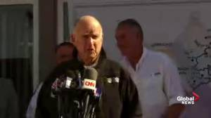 California wildfires: Governor says fires the 'new abnormal'