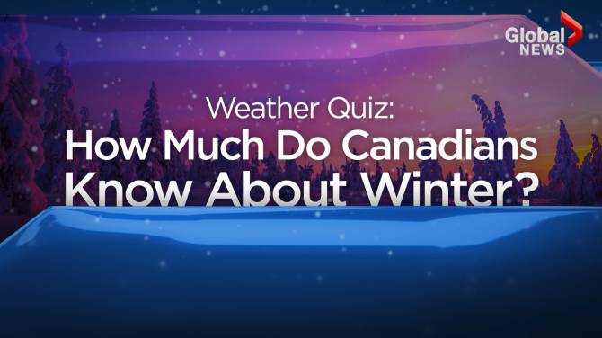 Canada Day quiz: Majority of Canadians fail to answer fun