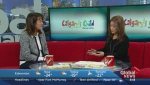 Calgary's Child: Read Every Day That You Eat