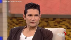 Corey Feldman names his second alleged attacked in interview with Dr. Oz
