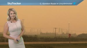 3-day forecast: Smoke and 30 degree heat return
