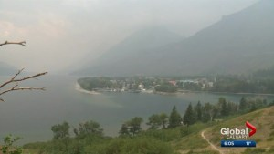 Residents of Waterton Lakes prepare for possible repeat of wildfire evacuation