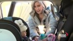 Snowsuits and car seats: the safest way to strap in your child