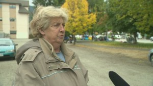 Neighbours speak out about Vernon homeless camp