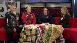 Quilts of Valour for Canadian Armed Forces