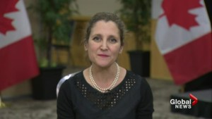 If U.S. withdraws from NAFTA lots of uncertainties: Freeland