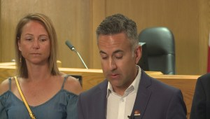 Kelowna mayor Colin Basran 'standing up' to alleged online threats