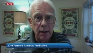 What's new in The 2019 Old Farmer's Almanac?