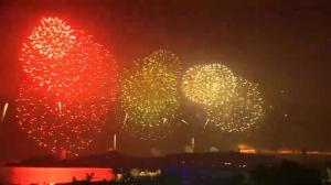 New Year's celebrations ring in 2016 around the world