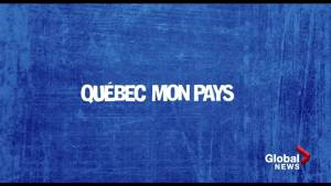 Quebec: my country, mon pays (02:18)