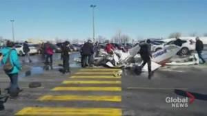 Investigation into fatal airplane crash continues