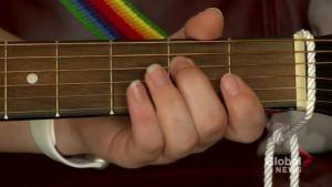 Young local artist making music in Saskatoon