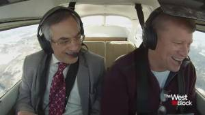 Plane Talk with Tony Clement: From government to opposition and building a music career