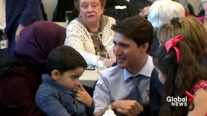 Prime Minister Trudeau holds Atlantic Canada tour