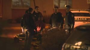 Take-down: Winnipeg standoff comes to dramatic conclusion (01:02)
