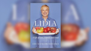 Lidia: A Life of Love Family and Food