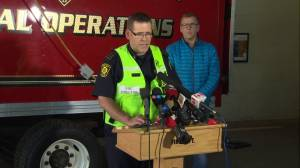 Officials say Irving Oil fire in Saint John 'stabilized', 4 minor injuries