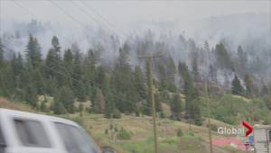 School bus drivers on standby to transport wildfire evacuees