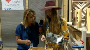 Local artisans show their stuff at Calgary Stampede market