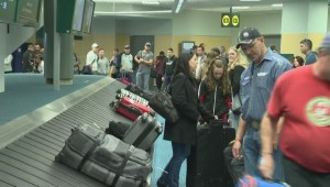 Woman arrested at YVR linked to airport theft ring