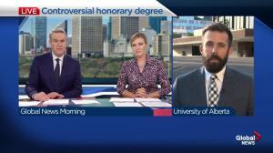 David Suzuki to get honorary degree from University of Alberta