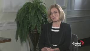 Year-end interview with Premier Notley: Human Services and opioid crisis