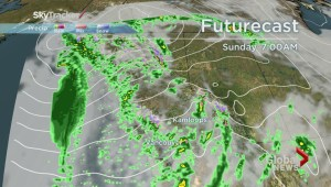 BC Evening Weather Forecast: Aug 29