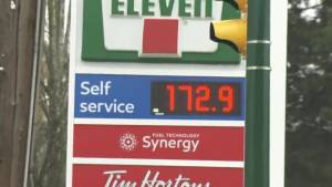 John Horgan thinks gas prices should be federal election issue