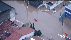 At least 11 killed by flooding in Brazil