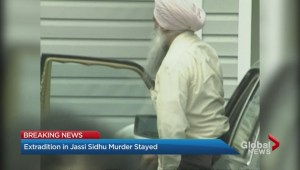 Court of Appeal stays extradition order in Jassi Sidhu murder case