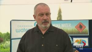 Officials urge Okanagan residents to be 'water wise' this summer