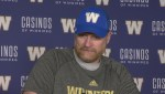 RAW: Blue Bombers Mike O'Shea Media Briefing – July 4