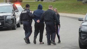 Arrest made after reported assault and collision on Hamilton's Mountain