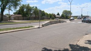 Avalon residents petition to have concrete barrier removed due to traffic concerns