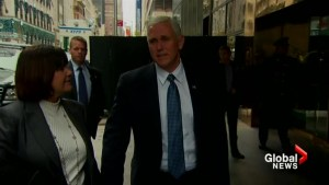 Pence 'excited' in Ben Carson nomination, pace of Trump transition