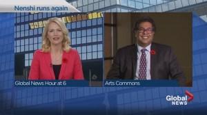Calgary Mayor Naheed Nenshi set to campaign in 2017