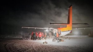 South Pole evacuees in Chilean hospital following daring rescue