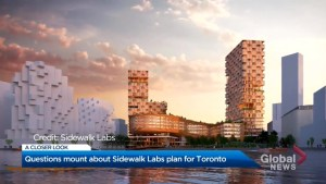 Sidewalk Labs CEO says criticism about company's lack of transparency is 'unfair'